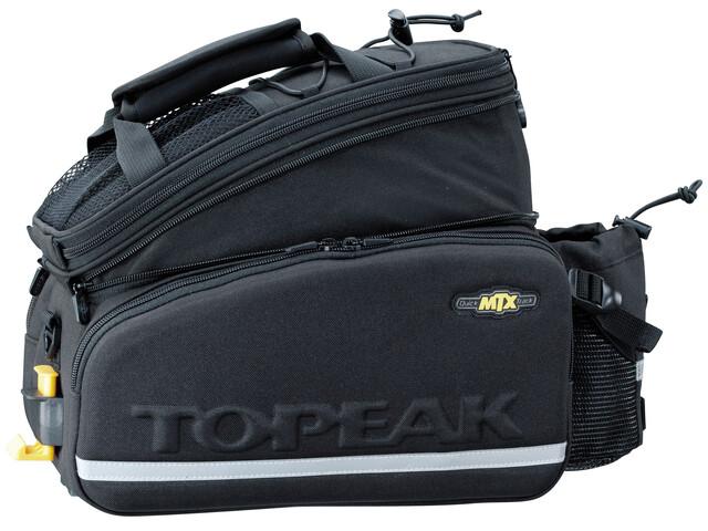 Topeak MTX Trunk Bag DX  - Bolsa bicicleta - negro